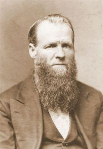 Cyrus Hamilton in Nevada